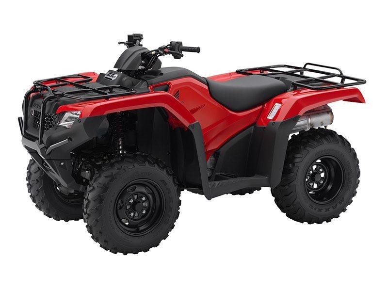 2016 Honda FourTrax Rancher ES