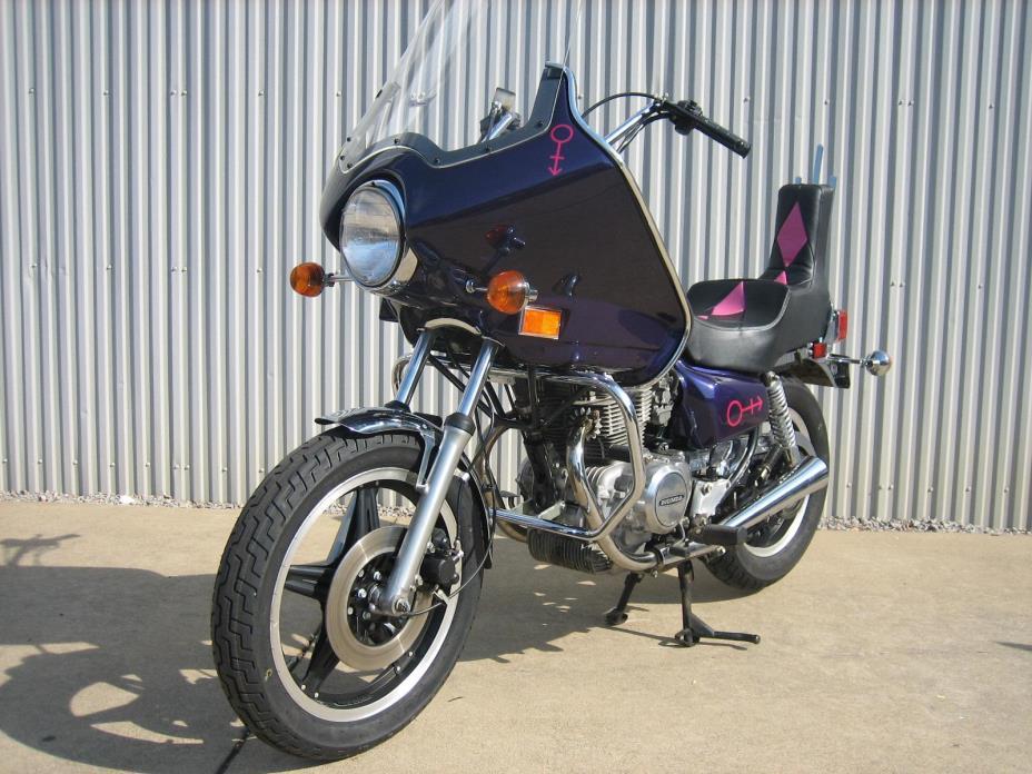 Certified Pre Owned Honda >> Honda Cm400a Prince Purple Rain Repli motorcycles for sale
