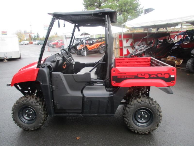 Honda big red muv motorcycles for sale in oregon for Honda dealership albany oregon