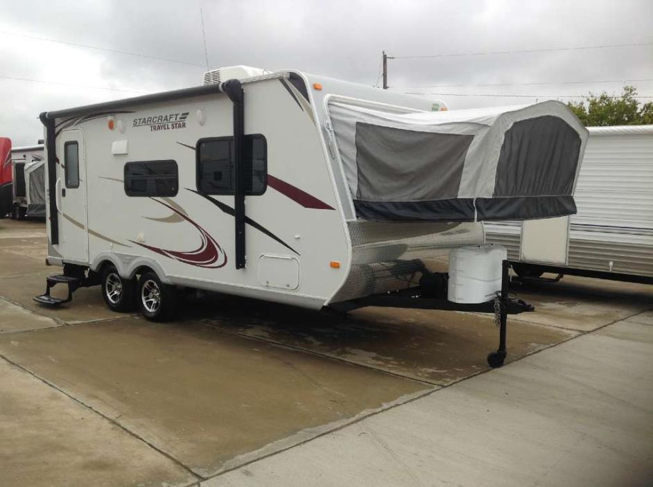 2013 Starcraft Rvs 207RB