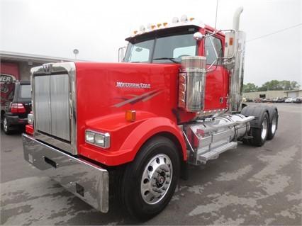 2012 Western Star 4900ex Tractor