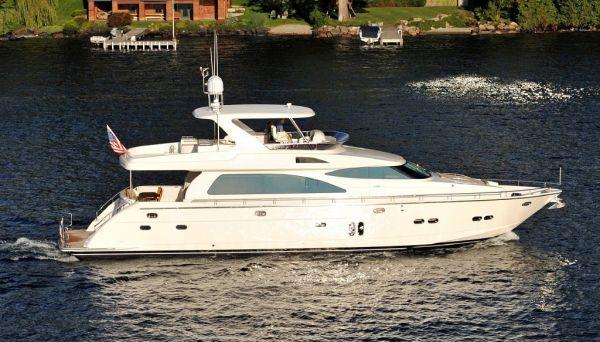 2009 Horizon Motor Yacht