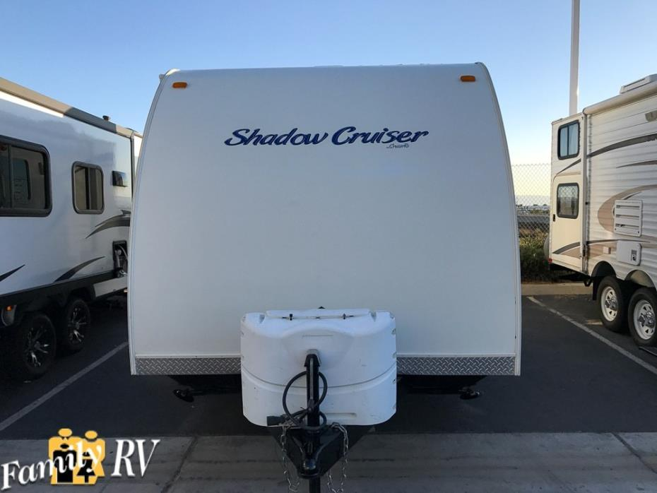 2010 Shadow Cruiser 195WBS