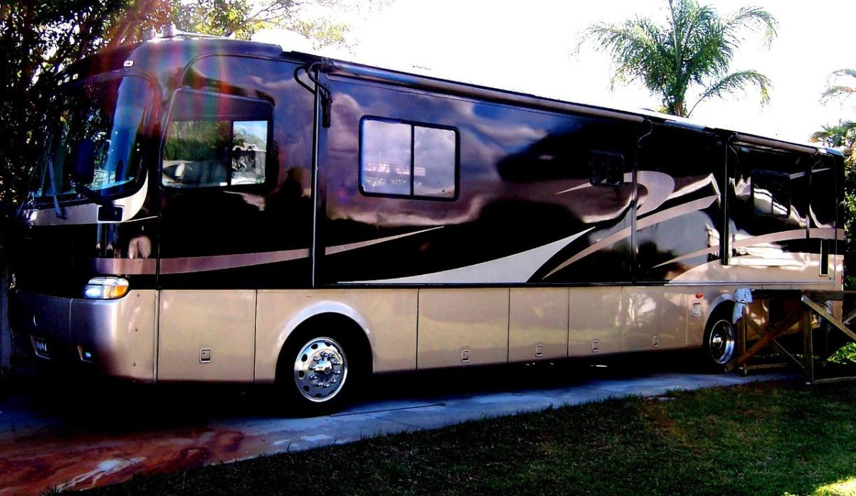 2001 Holiday Rambler ENDEAVOR 40PBD