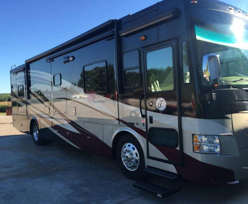 2013 Tiffin Allegro Red 36QSA