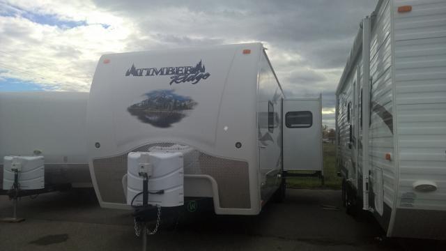 2012 Outdoors Rv TIMBER RIDGE 240RKS