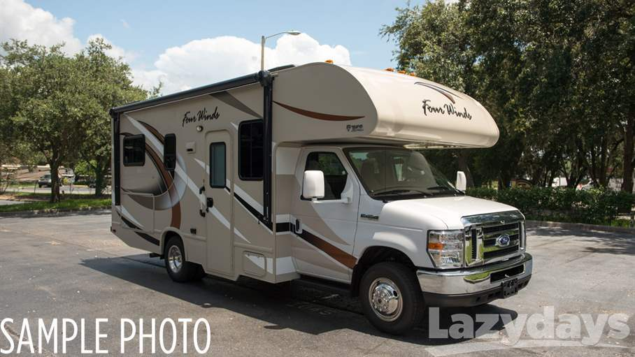 Thor Motor Coach Four Winds 22b Rvs For Sale