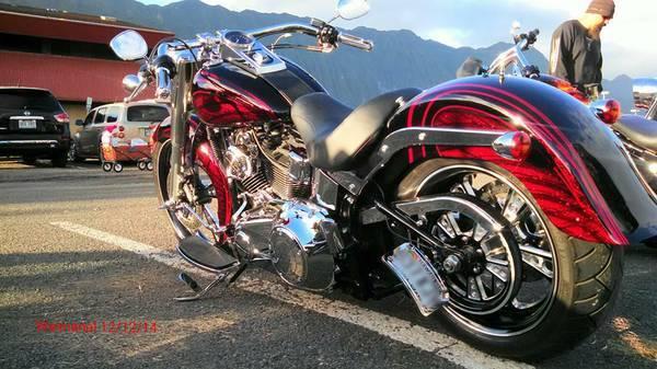 2013 Harley-Davidson FLHTK - Electra Glide Ultra Limited