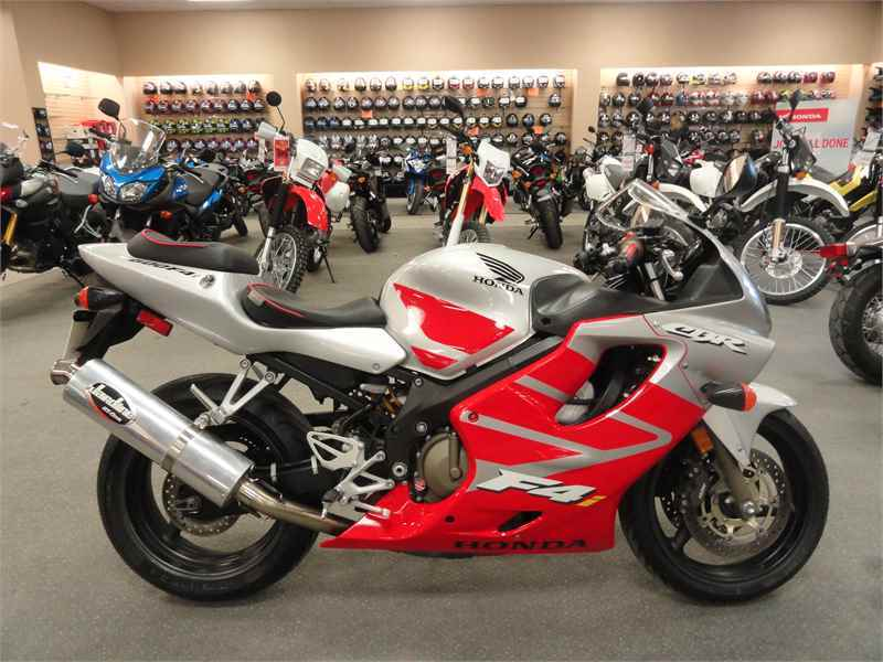 2003 Honda Cbr600f4i Motorcycles For Sale