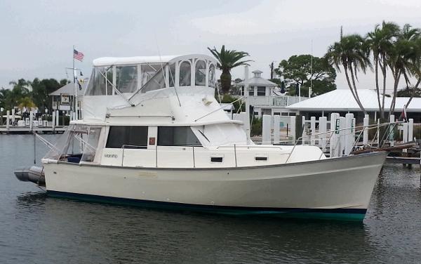 1979 Mainship 34 Motor Yacht