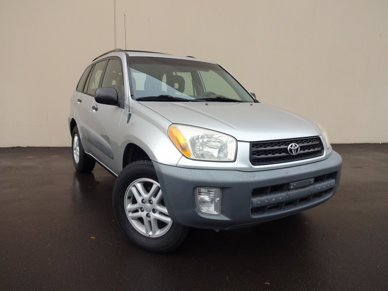 2001 Toyota RAV4 4WD One Owner LOW MILES
