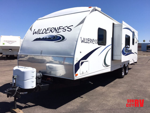 2013 Heartland Wilderness 3050bh Rvs For Sale