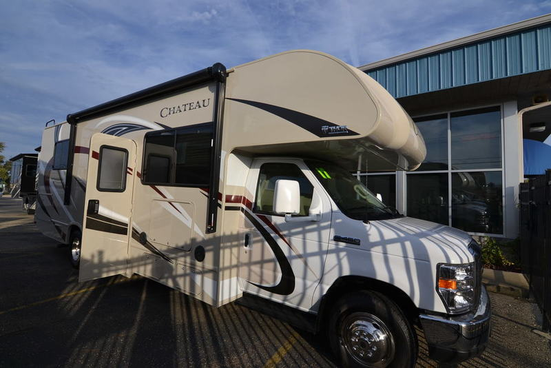 2014 Thor Chateau 28z Ford Rvs For Sale