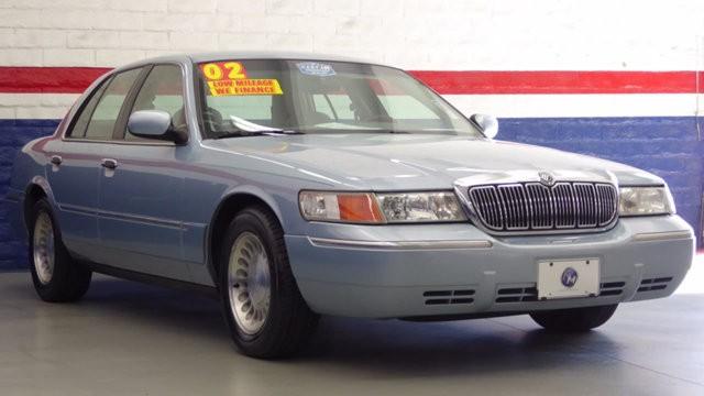 2002 Mercury Grand Marquis LS