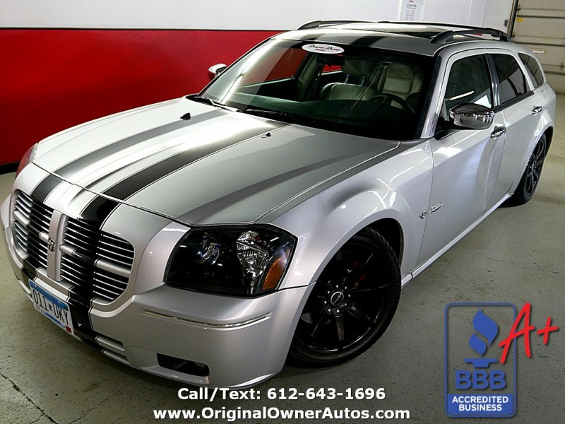 2005 Dodge Magnum R/T! Hemi, 140k, Lowered, Rims!