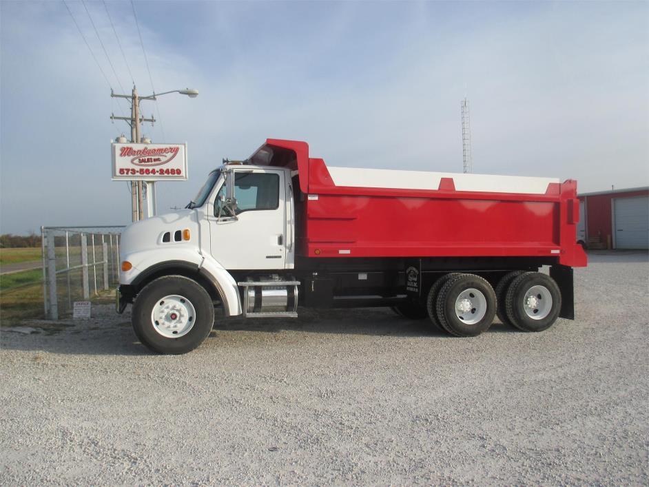 2005 Sterling L9513 Dump Truck