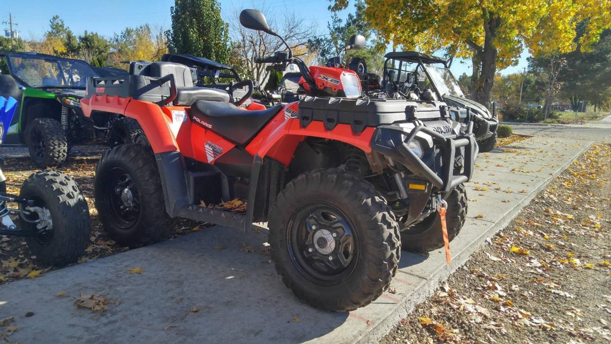 2014 Polaris Sportsman X2 550 Eps Motorcycles For Sale