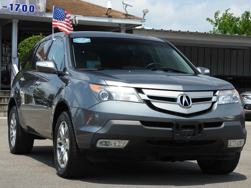 2009 Acura MDX Tech Pkg   ***5 Years Free Warranty***