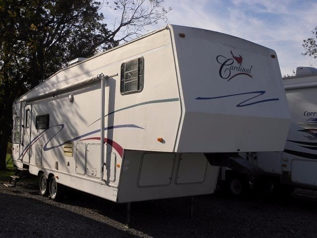 1998 Cardinal Fifth Wheel Rvs For Sale