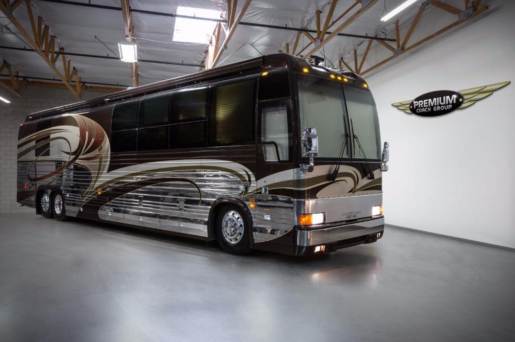 Prevost Country Coach Rvs For Sale In Gilbert Arizona