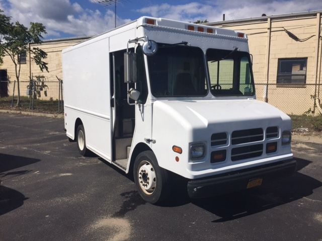 2007 Workhorse W42 Stepvan