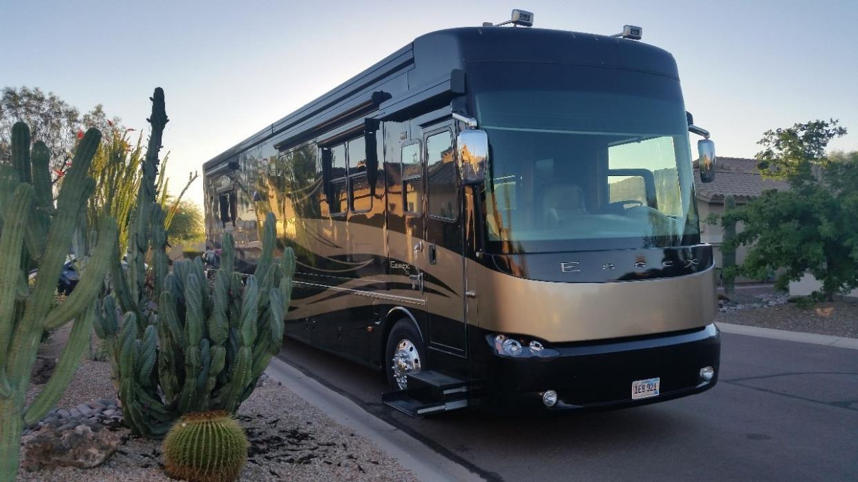 Newmar Essex 4502 Rvs For Sale In Phoenix Arizona