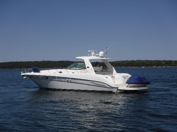 2001 Sea Ray 460 Sundancer