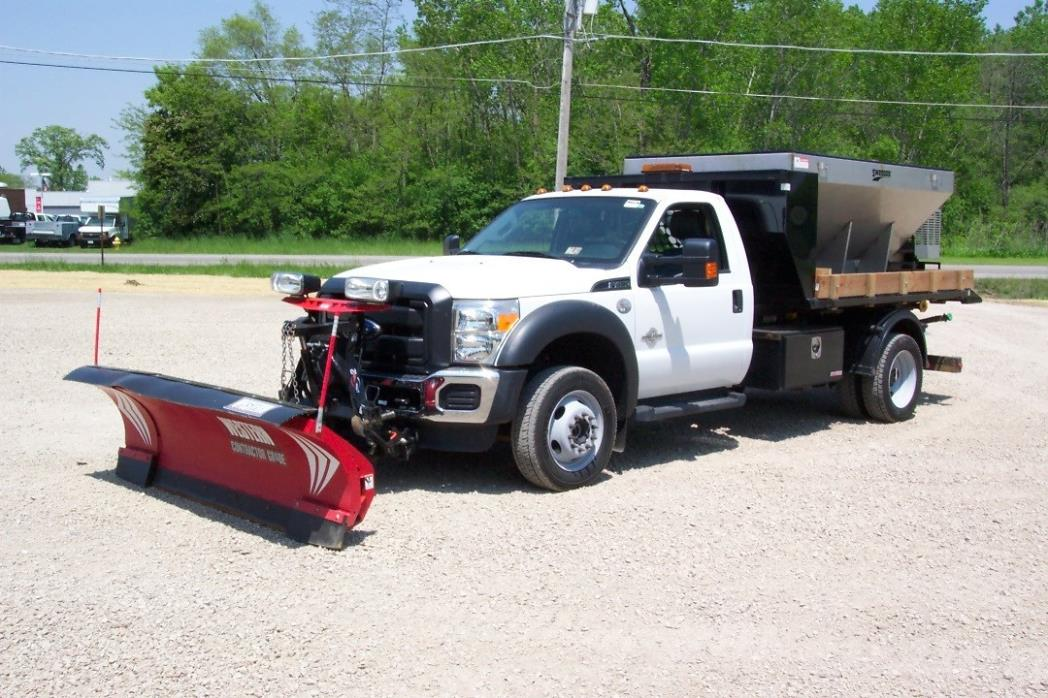 Plow Truck For Sale In Illinois