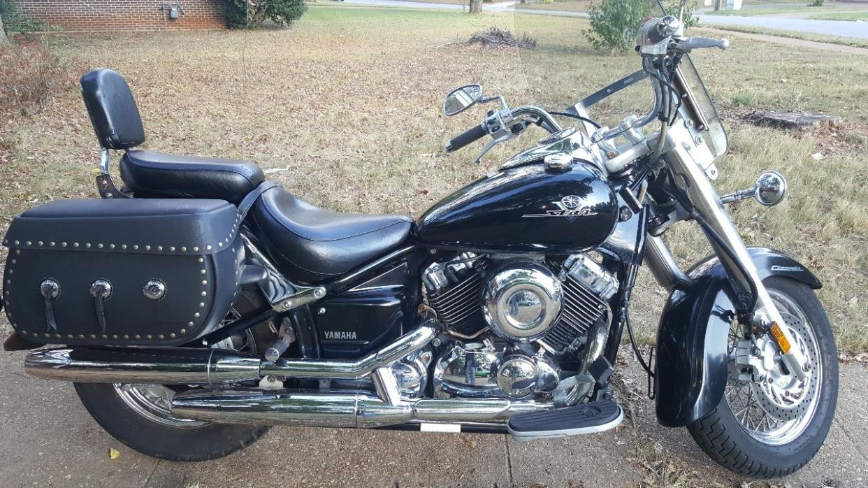 Yamaha v star 650 motorcycles for sale in montgomery alabama for Yamaha montgomery al
