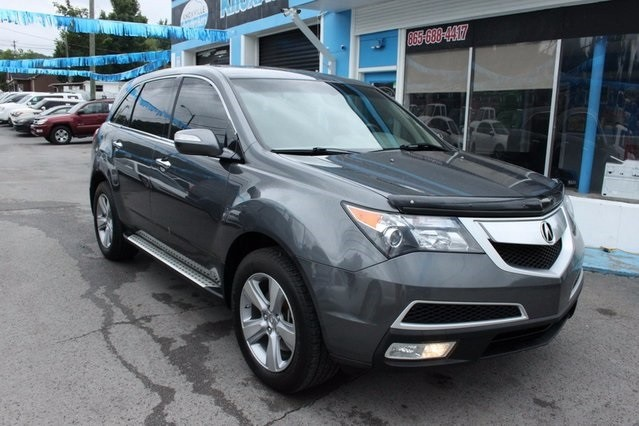 2010 Acura MDX Technology (AWD/1-Owner/3rd Row/Sunroof/Leather)