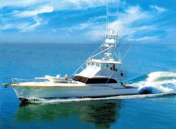 1982 Buddy Davis Sport Fishing Motor Yacht