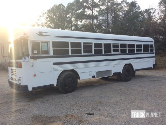 1990 Blue Bird  Bus