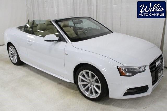 2015 Audi A5 2.0T Premium Plus