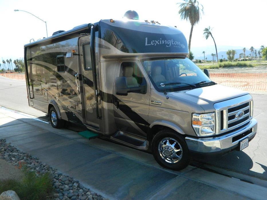 2011 Forest River LEXINGTON 255GTS