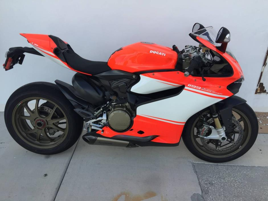 Ducati Superleggera Panigale 1199 Motorcycles For Sale