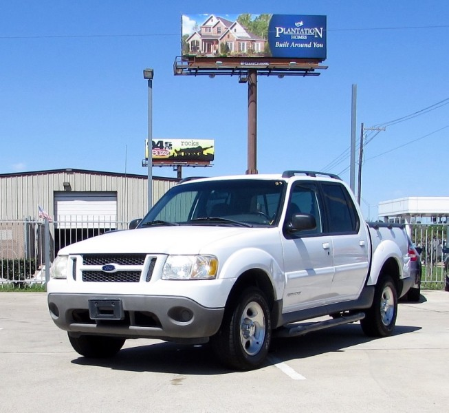 2002 Ford Explorer Sport Trac 4dr 126 WB Value Auto