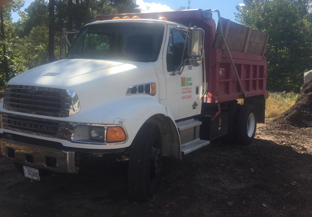 2003 Sterling Acterra Dump Truck