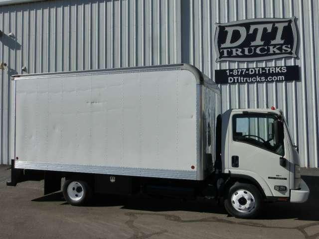 2007 Isuzu Npr / Gmc W3500  Box Truck - Straight Truck