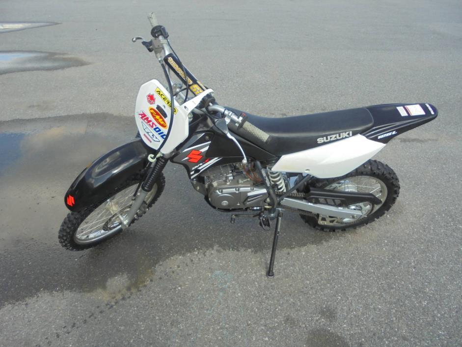 2007  Suzuki  DR-Z125L