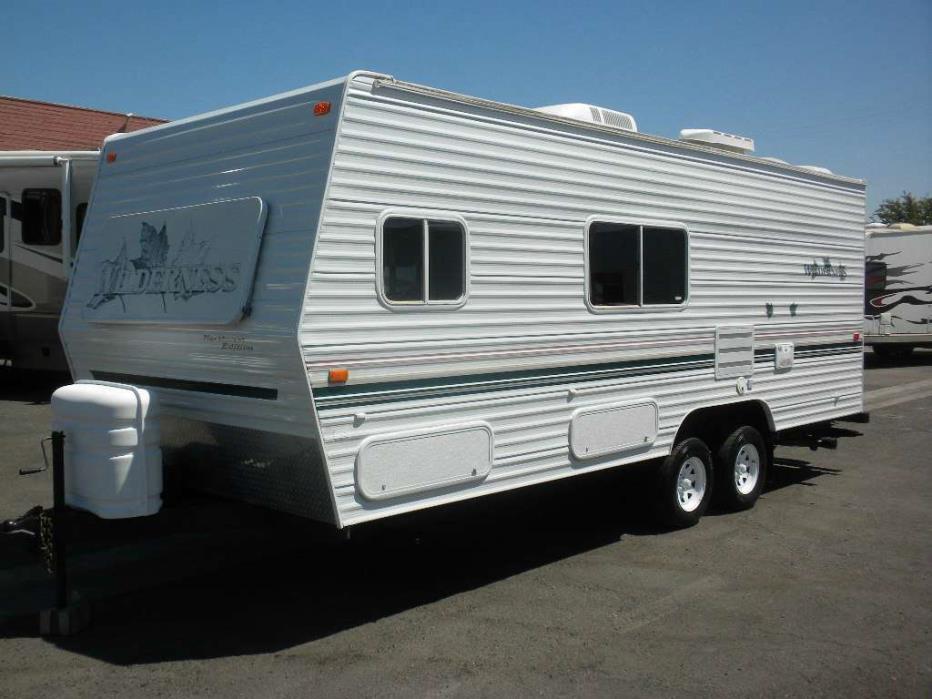 1998 Fleetwood Wilderness Vehicles For Sale
