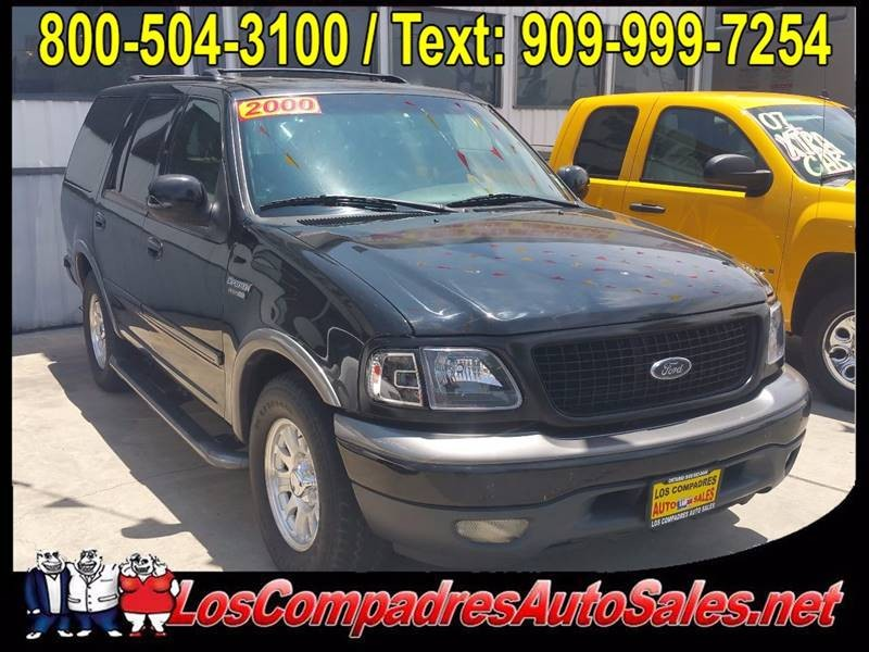 2000 Ford Expedition XLT 4dr SUV