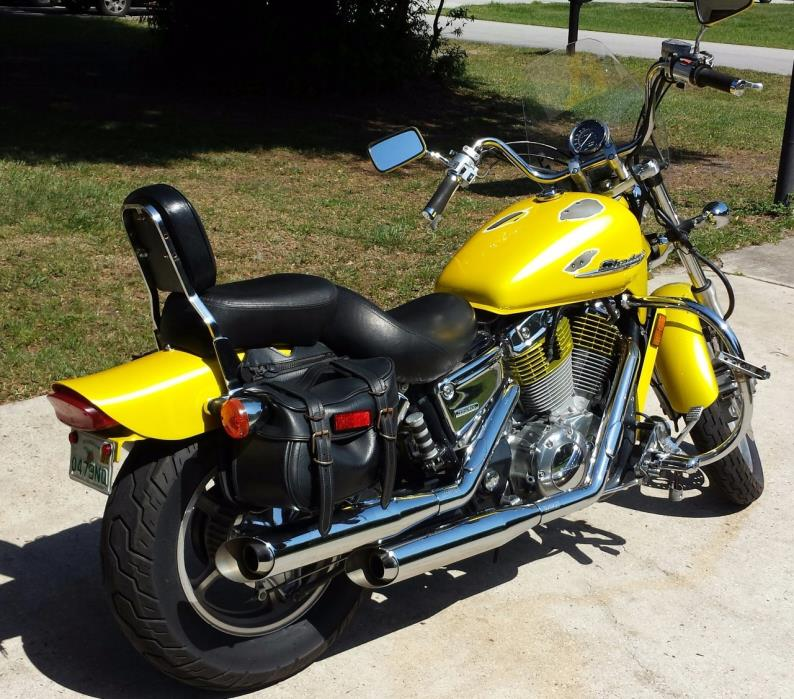 Honda Vt 1100 Motorcycles For Sale In Lakeland, Florida