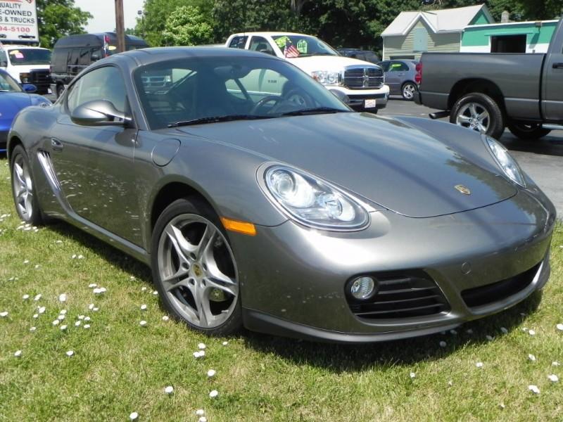 2012 Porsche Cayman $71K MSRP! SERVICE HISTORY!