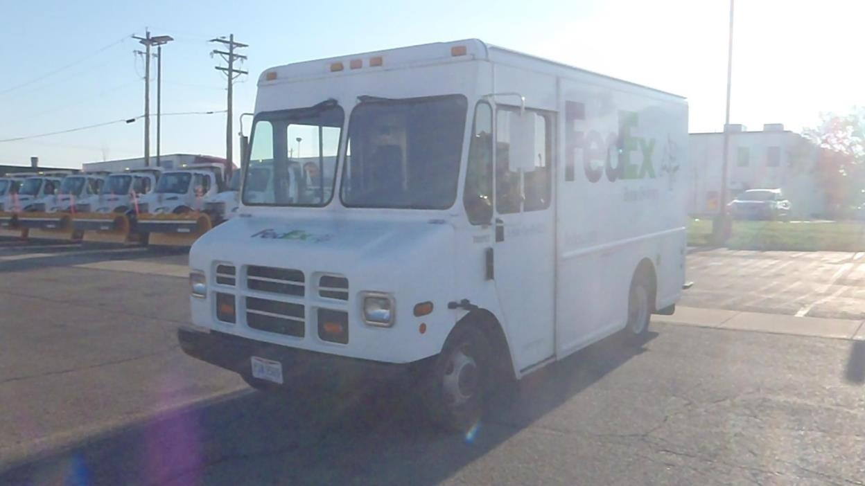 2005 Workhorse P42 Stepvan