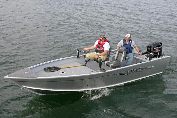 2016 Lund 1750 Outfitter