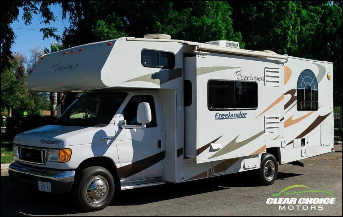 Coachmen Freelander 2600 Rvs For Sale