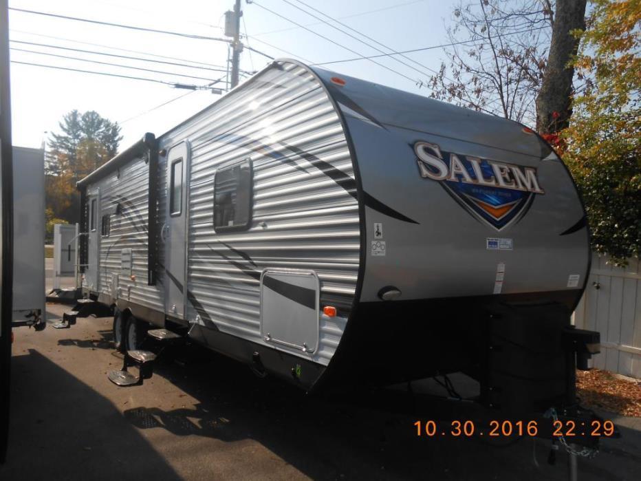 2017 Forest River Salem 27rlss