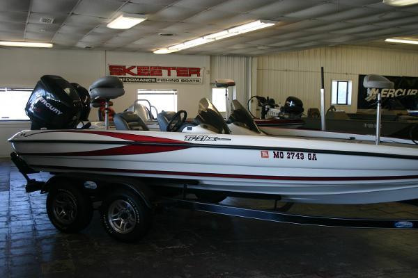 2006 Triton TR21X DC