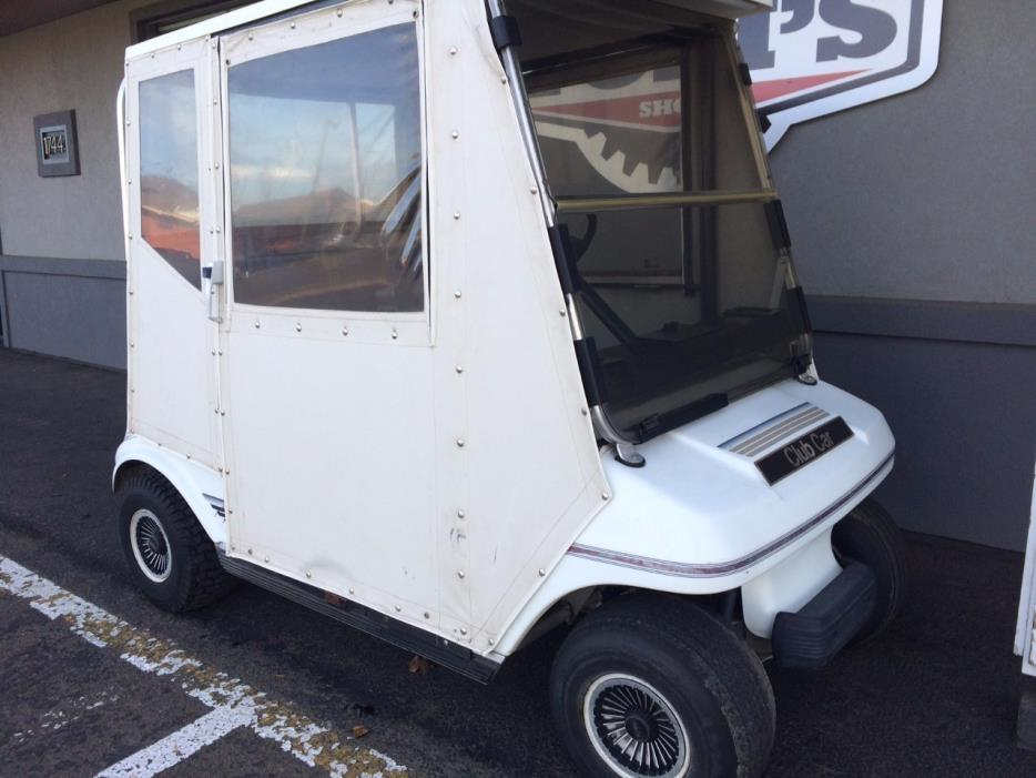 1996 Club Car DS ELECTRIC GOLF CAR