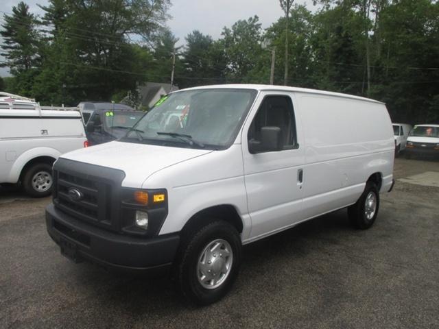 2013 Ford E-250  Cargo Van